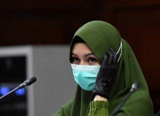 Jaksa Pinangki Ajukan Banding Usai Divonis 10 Tahun