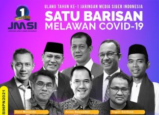 Ulang Tahun JMSI, Ikwansyah Ajak Masyarakat Lawan Covid-19 Dengan Patuhi Prokes