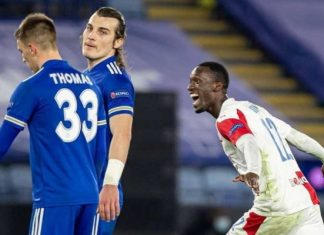 Leicester Terdepak Dari Liga Europa
