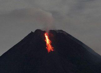 Hari Ini, Gunung Merapi Luncurkan Lava Tujuh Kali