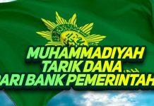 Apa Urusannya DPR 'Menghalangi' Muhammadiyah Menarik Dananya Sendiri ?