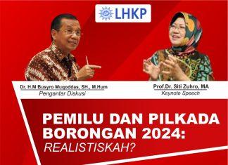 Muhammadiyah Tolak Pemilu Serentak 2024: Overdosis Demokrasi