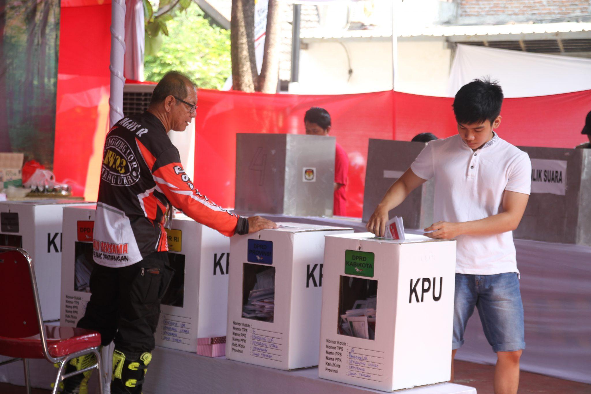 UU Pemilu Sebut Jadwal Pemungutan Suara Ditetapkan oleh KPU