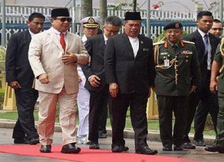 Usai Masuk Lingkaran Kekuasaan, Prabowo Subianto Jadi Pendiam