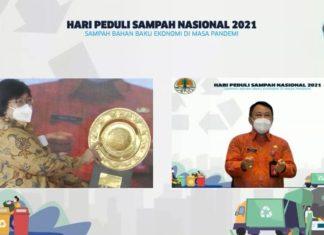 Pemkab Badung Raih Peringkat Empat Nasional Dalam Pengelolaan Sampah