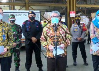 Indonesia Sudah Punya 28 Juta Dosis Vaksin Sinovac