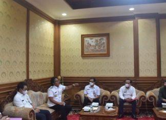 Bupati Badung Terima Audiensi Forum Ikatan Pengusaha Bar, Restoran Dan Night Club