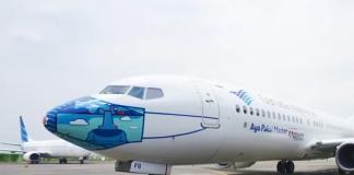 Garuda Indonesia Melayani Rapid Test Antigen Gratis