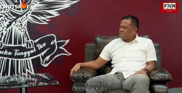 Takjub Dengan SBY Sikapi Pendongkelan Demokrat, Gatot: Ini Contoh Untuk Bangsa