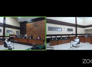 Sidang Kasus Swab Palsu Rizieq Dilanjutkan 7 April, Agenda Putusan Sela