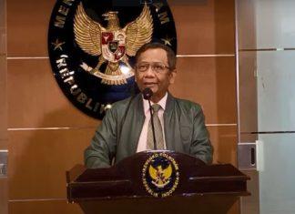 Mahfud Tegaskan Bom Bunuh Diri di Makassar Tak Terkait Agama: Ini Teror!