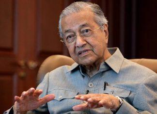 Mahathir Mohamad Diancam Dibunuh oleh WNI Jaringan ISIS