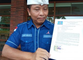Hadiri KLB Di Deli Serdang, DPD Demokrat Bali Sebut Jhoni Allen Marbun Pembohong