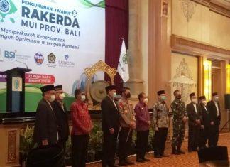 Gubernur Bali Sebut Lebih Nyaman Berinteraksi Dengan Majelis Keagamaan
