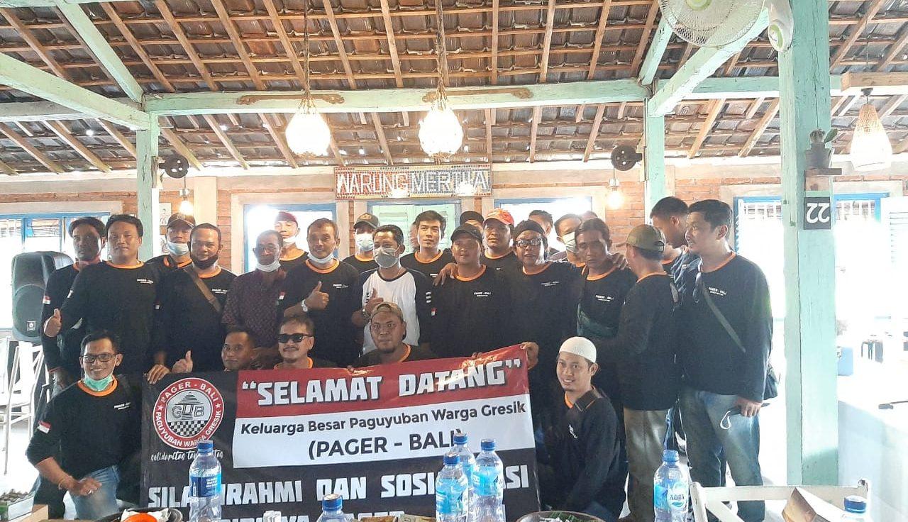 Warga Gresik Pulau Dewata Mendirikan Paguyuban Suka Duka