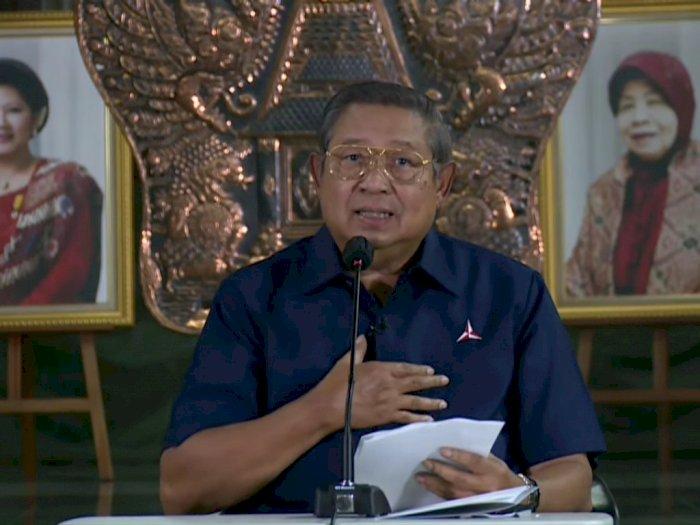 SBY Sebut Keadilan Tak Bisa Dibeli