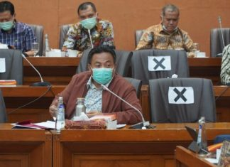 Anggota DPR RI Dapil Bali Nyoman Parta Tolak Impor Beras