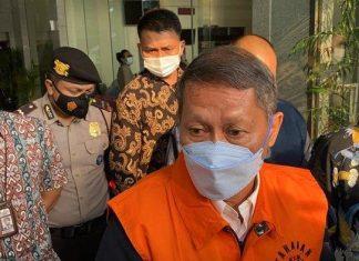 KPK Tahan Lino yang Lima Tahun Jadi Tersangka Korupsi, Rugikan Negara Rp50,03 Miliar