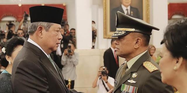 Pengakuan Gatot Nurmantyo Diajak Congkel AHY, Langsung Teringat Telah Dibesarkan SBY