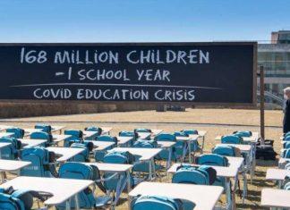 Dampak Pandemi Covid-19, 168 Juta Anak Tak Bisa Sekolah Sepanjang Tahun