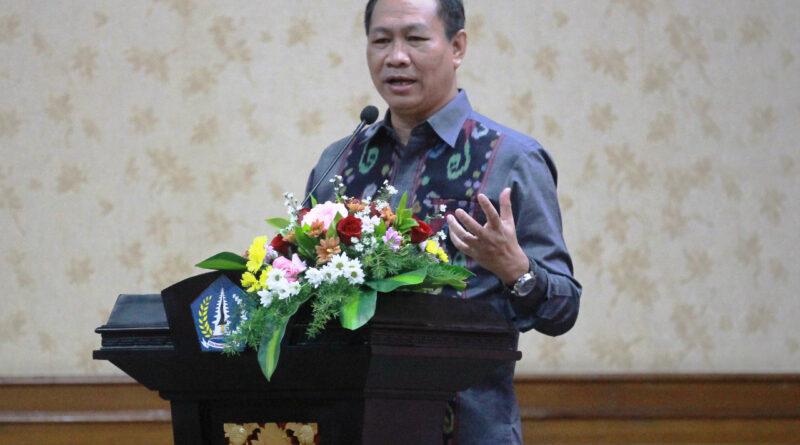 Wakil Bupati Badung Berharap Koperasi Harus Sehat Manajemen, Orang Dan Uang