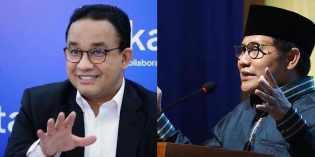 Koalisi Poros Islam Bisa Saja Usung Anies Baswedan-Muhaimin Iskandar