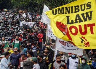 Serikat Buruh Peringati May Day Dengan Gelar Aksi Besar-besaran Hari Ini