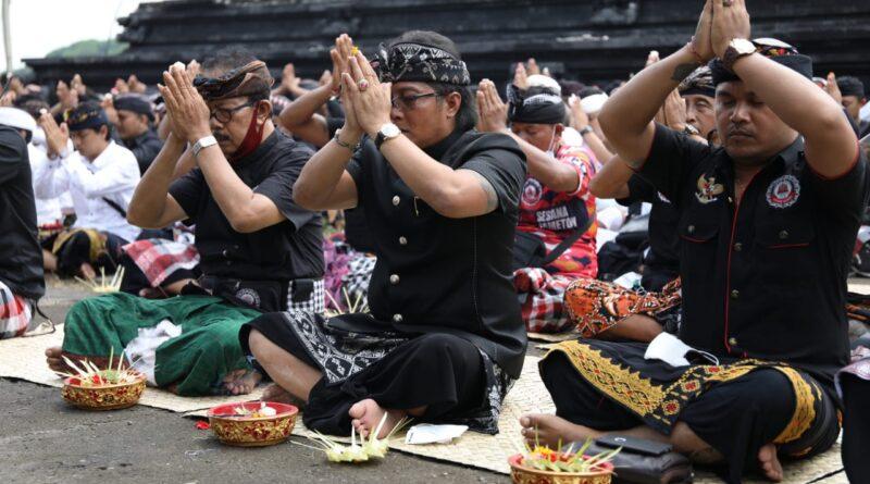 Giri Prasta Harapkan Semeton Dulang Mangap Fokus Ngayah