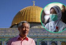 Alhamdulillah, PM Singapura Bakal Izinkan Perawat Muslimah Gunakan Jilbab