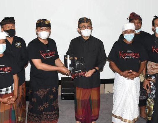 Film 'Kapandung' Tayang Perdana Trailer Di Dharma Negara Alaya