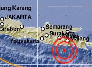 Banten Hingga Banyuwangi Berpotensi Gempa Seperti di Malang