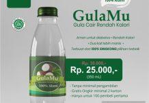 GulaMu, Gula Alternatif Pengganti Gula Impor Binaan Muhammadiyah