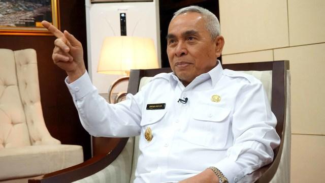 Ibu Kota Negara Pindah ke Kaltim, Gubernur Isran Noor: Pak Jokowi Pasti Masuk Surga