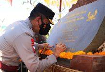 Miniatur Kebhinekaan, Kapolda Resmikan Rumah Ibadat Dua Agama Di Mako Brimob Polda Bali