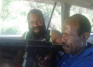 Nah! Pembeli Senjata untuk KKB Ternyata Pendeta, Kerap Transaksi di Dekat Gereja