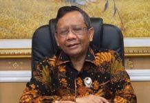 Mahfud MD: Indonesia Ada Kemajuan Meskipun Banyak Korupsinya