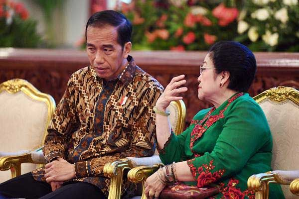 Aroma Reshuffle Kabinet Makin Kencang Pasca Pertemuan Jokowi-Megawati