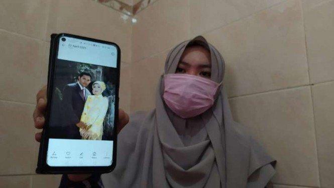 Istri Awak KRI Nanggala Kenang Suami Cerita Kapal Selam Rusia Hilang