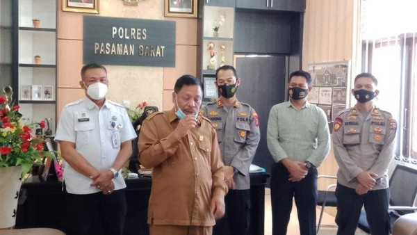 Ketua DPRD Pasaman Barat Digerebek Bareng Staf Wanitanya