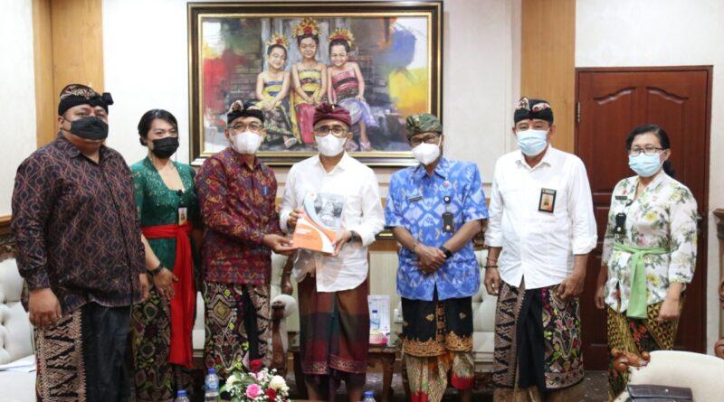 Pemkot Siap Fasilitasi Pembangunan Gedung Bawaslu Denpasar