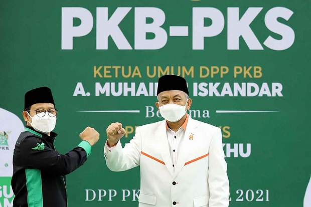 PKS-PKB Sinergi Wujudkan Islam Rahmatan Lil 'aalamin di Indonesia