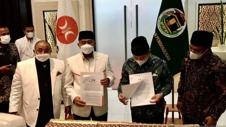 PKS dan PPP Bertemu, Ini 7 Kesepakatan Hasil Pertemuannya