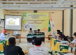 Konsolidasi Internal, Lazismu Bali Gelar Rapat Kerja Wilayah
