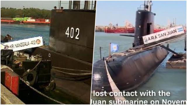 Empat Kemiripan Insiden Tenggelamnya Kapal Selam San Juan dan KRI Nanggala-402