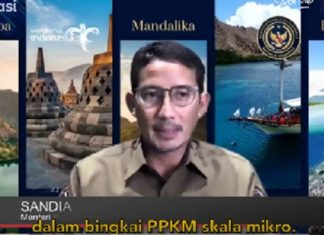 Netizen: Sekarang Kok Omongan Bapak Sebut Sandiaga Menteri Susah Dipahami