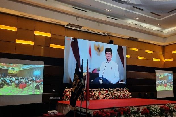 Buka Tanwir Pemuda Muhammadiyah, Presiden Jokowi Sampaikan Terima Kasih