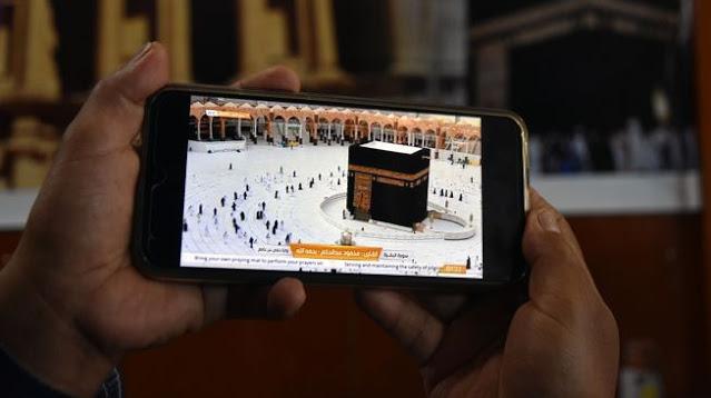 Viral Ada Umroh Virtual, Husin Shihab: Kalau Bisa Sepaket Haji Virtual