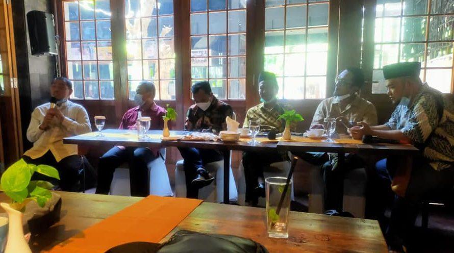 Perkuat Jejaring Alumni, Fokal IMM Bali Gelar Halalbihalal