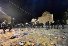 NU Jatim Kecam Serangan Israel di Masjid Al-Aqsa, Serukan Baca Qunut Nazila Bagi Rakyat Palestina