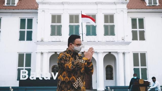 Anies Tantang Penyebar Isu Soal Gratifikasi Rumah Mewah: Yang Menuduh, Buktikan!